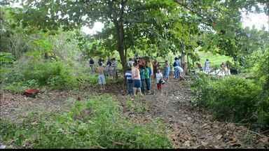 Encontrado corpo de jovem que assaltou posto de gasolina em João Pessoa - Gemenson Lucas de Brito Silva chegou a invadir um posto de gasolina com um cavalo.