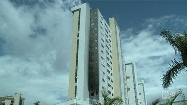 Laudo de incêndio em apartamento no MA será conhecido em 30 dias - Laudo de incêndio em apartamento no MA será conhecido em 30 dias