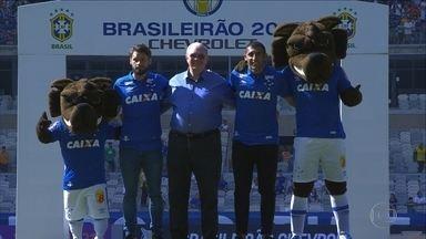 Mineiros vão mal em rodada do Brasileirão no fim de semana - Atlético-MG e Cruzeiro empataram; América-MG perdeu