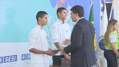 Olímpiada Nacional do Conhecimento é realizada em Porto Velho - Selecionados fazem intercâmbio em RO.