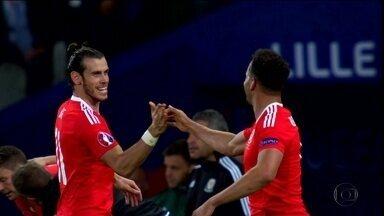 Eurocopa: Gales, Portugal, Alemanha e Franca buscam vaga na final - Eurocopa: Gales, Portugal, Alemanha e Franca buscam vaga na final
