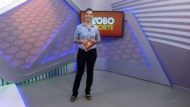 Confira o Globo Esporte Sergipe desta terça-feira (05/07/2016) - Programa destaca sucesso de sergipana no handebol, caratê e a participação dos sergipanos nas Séries C e D.