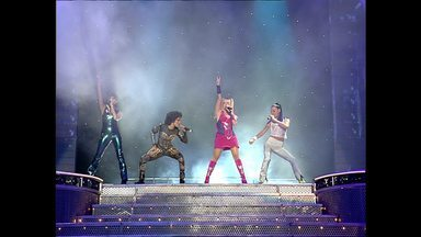 Spice Girls: Live At Wembley