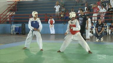 Santa Inês recebe a Copa Open de Taekwondô - Torneio reuniu mais de 150 lutadores de quatro Estados.