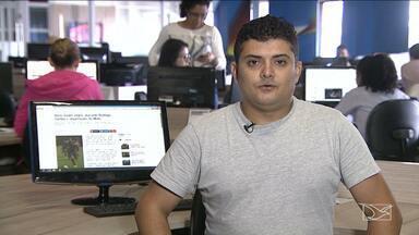 Confira os destaques do GloboEsporte.com - O GloboEsporte.com destacou a preparação do Sampaio para encarar o Figueirense, além da situação do Moto e do Maranhão na Série D, após a quarta rodada da fase de grupos.