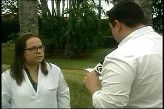 Infectologista de Araxá fala sobre cobertura de exames de zika por planos de saúde - Três testes para identificar a infecção pelo vírus da zika vão ser cobertos a partir de quarta-feira (6). Jaqueline Ribeiro falou sobre os exames que entram na cobertura dos planos de saúde.