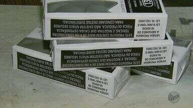 Polícia e Receita recolhem cigarros falsificados de fábrica clandestina no Sul de Minas - Polícia e Receita recolhem cigarros falsificados de fábrica clandestina no Sul de Minas