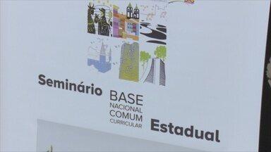 Base curricular dos alunos é discutida durante encontro em Porto Velho - Propostas serão enviadas ao MEC até final de agosto.
