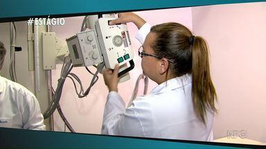 Técnico em radiologia é o curso da coluna Estágio de hoje - Veja como trabalhar durante os estudos pode contribuir para a carreira.