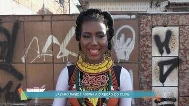 Confira os bastidores do novo clipe da 'Dream Team do Passinho' - Lázaro Ramos dirige o clipe 'Vai Dar Ruim'