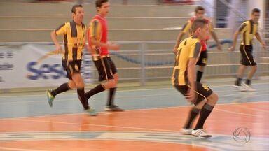 Copa de futsal movimenta garçons em Campo Grande - Copa de futsal movimenta garçons em Campo Grande