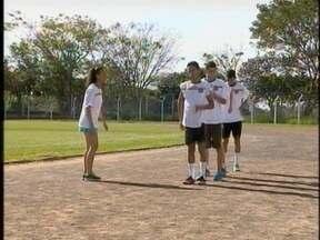 Atletas de Dracena estão ansiosos para os Jogos Regionais - Esperança de medalhas está com os jovens do atletismo.