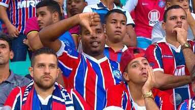 Bahia deve ter mudanças importantes após derrota para o Vila Nova - Equipe vai treinar em Porto Seguro nos próximos dias.