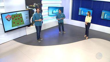 Vitória e Cruzeiro se enfrentam novamente nesta quarta (6), dessa vez pela Copa do Brasil - Partida acontece às 21h45 no Barradão.