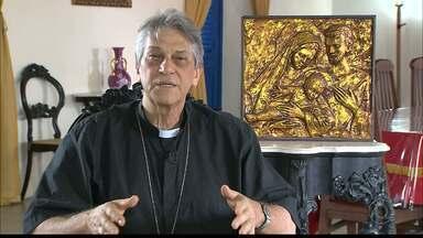 JPB2JP: Dom Aldo renuncia ao comando da Arquidiocese da Paraíba - Justificou problemas de saúde.