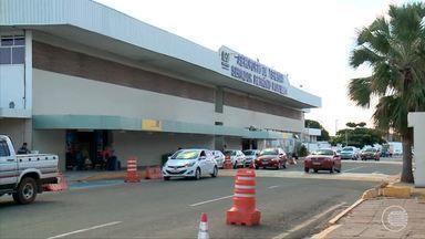 Entorno do Aeroporto é alvo de bandidos e já foi registrado troca de tiros - Entorno do Aeroporto é alvo de bandidos e já foi registrado troca de tiros