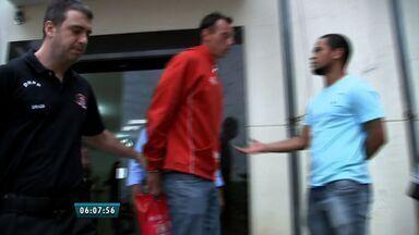 Empresário é preso no Ceará suspeito de fraudar placar de jogos de futebol - Golpe era realiza para beneficiar apostadores da Ásia