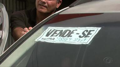 Crise econômica atinge Concessionárias em Maceió - Mercado de vendas de carro começa a enfrentar crise que vem atingido muitas empresas.