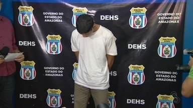 Suspeito de matar médico em Manaus alega legítima defesa - Médico foi encontrado morto dentro de apartamento em Manaus.