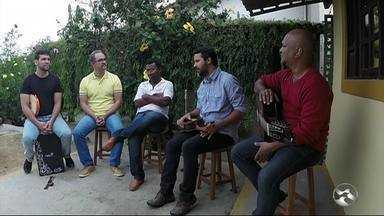 'Coisas da Terra' mostra o trabalho do grupo A3 - Valdir Santos bate papo com músicos.