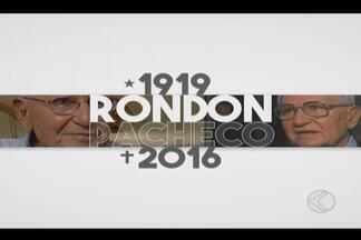 Especial Rondon: Ex-governador contribuiu para o desenvolvimento de Minas Gerais - Rondon Pacheco auxiliou na instalação da Fiat e Krupp Indústria Mecânica.Também criou o 1° Plano Mineiro de Desenvolvimento Econômico e Social.