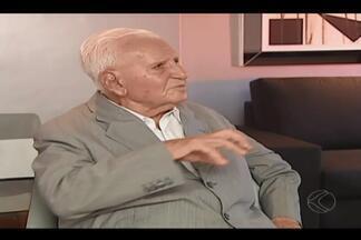 Especial Rondon: Político foi chefe do Gabinete Civil e votou o AI-5 no regime militar - Rondon Pacheco morreu aos 96 anos, em Uberlândia, no início da semana.Ele esteve entre os personagens que participaram da aprovação do Ato Institucional n° 5.