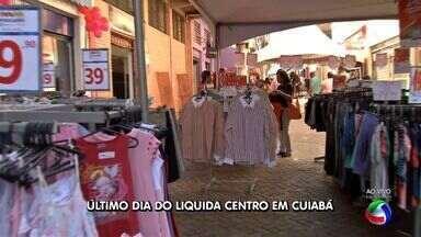 Sábado é o último dia da Liquida Cuiabá - Sábado é o último dia da Liquida Cuiabá