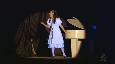 Espetáculo 'Mágico de Oz' ganha nova montagem - Apresentação é realizada pela Nova Igreja Batista em Manaus