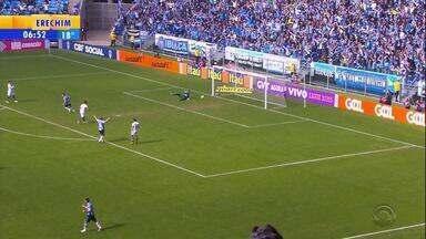 Grêmio enfrenta o Sport Club do Recife fora de casa - Partida é válida pelo Brasileirão.