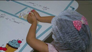Colônias de férias são opção para crianças de Petrolina - Nos espaços as crianças podem brincar a vontade
