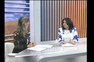 O equipamento reduz os danos colaterais - Explica a diretora do hospital Vanderli de Barros ao vivo no JA Ideias.