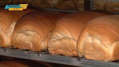 Pão fica mais caro por causa do preço do trigo - O preço da farinha do trigo está de 9 a 18% mais caro.