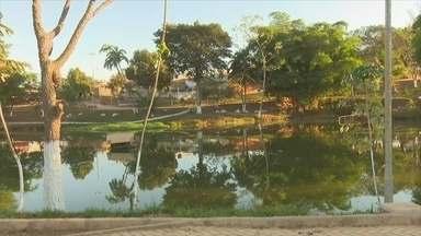 Parque Sabiá é opção de turismo em Cacoal - Local foi revitalizado recentemente.
