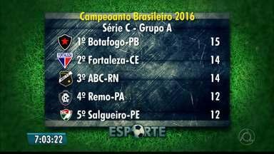 """Botafogo-PB se prepara para """"tour"""" pelo Ceará - Belo vai enfrentar o Fortaleza no domingo, pela Série C, e o Ceará na quarta-feira, pela Copa do Brasil."""