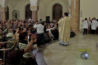 Festa da padroeira de Mogi começa neste fim de semana - Abertura oficial da Festa de Sant'Anna acontece neste domingo (17), com missa do bispo Dom Pedro Luiz Stringhini.