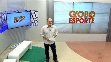 Assista à íntegra do Globo Esporte CG desta Sexta-feira (15/07/2016) - Veja quais os destaques.