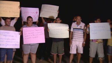 Moradores da Zona Norte reclamam de assaltos constantes - Muitos já foram vítimas de ladrões e várias casas já foram invadidas.