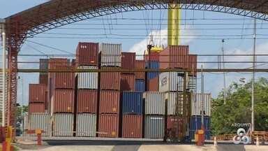 Operação da Receita Federal preocupa indústrias - Envio de produtos fica mais lento com operação.