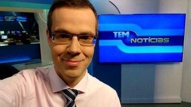 Veja os destaques do TEM Notícias 1ª edição no noroeste paulista - Veja os destaques do TEM Notícias 1ª edição no noroeste paulista desta terça-feira (19) com João Spode.
