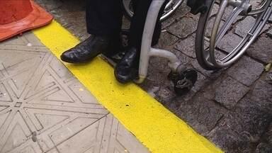 Conselho municipal de pessoas com deficiência é relocado em área de difícil acesso - Conselho municipal de pessoas com deficiência de Florianópolis é relocado em área de difícil acesso