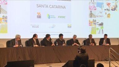 Ministro da Educação cumpre agenda em Florianópolis nesta terça-feira (19) - Ministro da Educação cumpre agenda em Florianópolis nesta terça-feira (19)