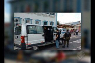 Ministério Público e Polícia Militar cumprem mandados em Bragança, no nordeste do Pará - Operação foi deflagrada nesta terça-feira (19), em órgãos da Prefeitura do município. Promotoria de Justiça de Bragança investiga fraudes em licitações.