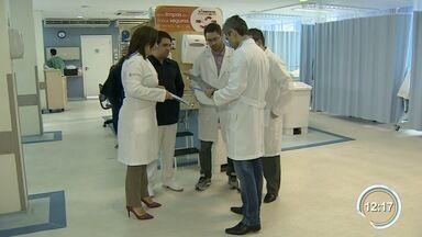 Número de doações de órgãos aumentou neste ano no Hospital Regional - Dor de famílias pode ser amenizada com as doações.
