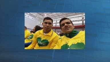 Atletas de RO são convocados para Paralimpíadas - Matheus Evangelista, Edson Cavalcante e Kesley participarão dos jogos.