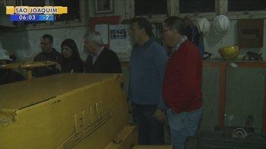 Ministério Público do Trabalho interdita mina abandonada no Sul de SC - Ministério Público do Trabalho interdita mina abandonada no Sul de SC