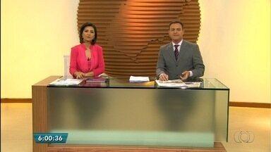 Confira os destaques do Bom Dia Goiás desta sexta-feira (22) - PF faz buscas em Goiás em investigação de suspeitos ligados ao Estado Islâmico.