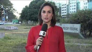 Olimpíada passa no primeiro teste de segurança com prisão de suspeitos - A duas semanas da Olimpíada, o Brasil passa pelo primeiro teste de segurança. Estão presos dez suspeitos de planejar ataques durante os jogos. E a polícia segue monitorando outros dois brasileiros.