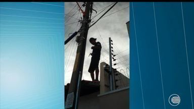 Duas pessoas são presas suspeitas de sabotar fornecimento de energia - Duas pessoas são presas suspeitas de sabotar fornecimento de energia