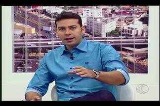 Partida entre Patos de Minas e Volta Redonda no domingo (24) é destaque do Globo Esporte - Apresentador Rogério Simões fala dos Jogos pela Série D do Campeonato Brasileiro.
