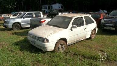 PRF intensifica fiscalizações na BR-163 para coibir roubo de veículos - A incidência de veículos roubados identificados na BR-163 aumentou durante mês de férias.